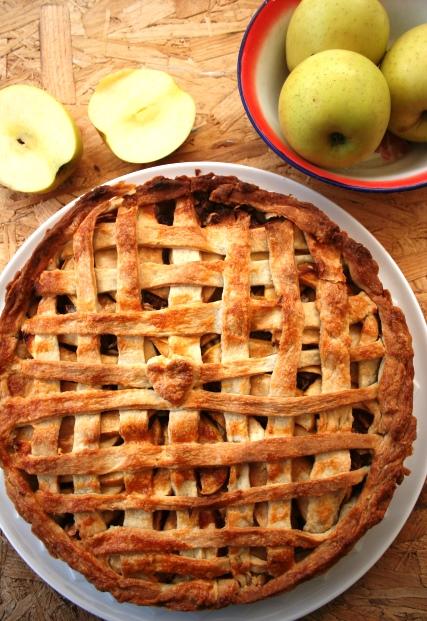 פאי תפוחים קלאסי