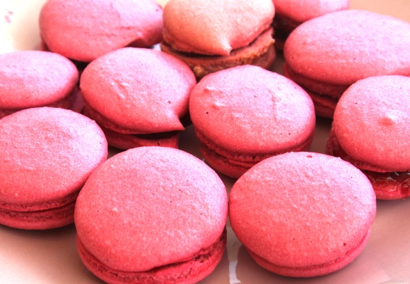 pinkmacarons