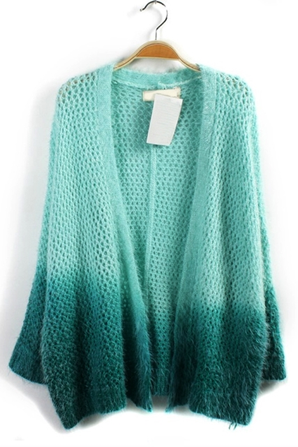 ombre-open-front-mohair-cardigan