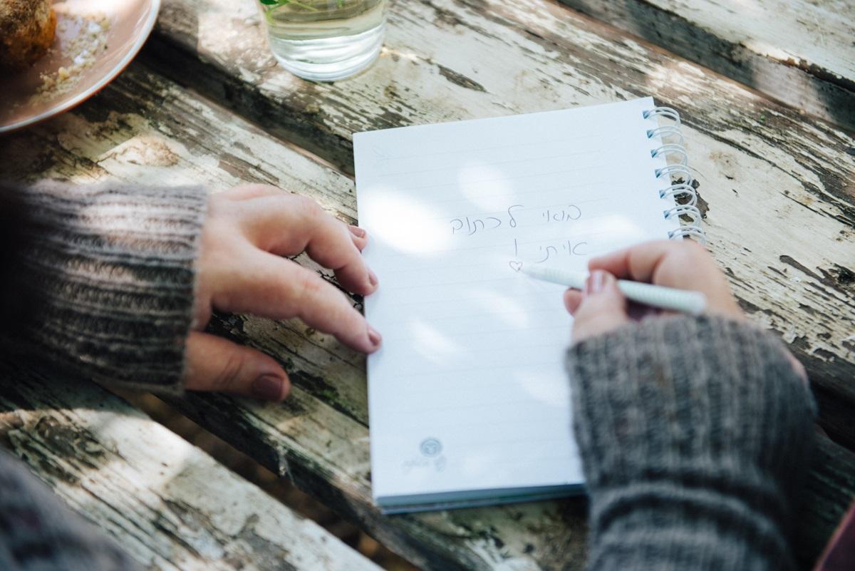 סדנאות כתיבה ליווי אישי