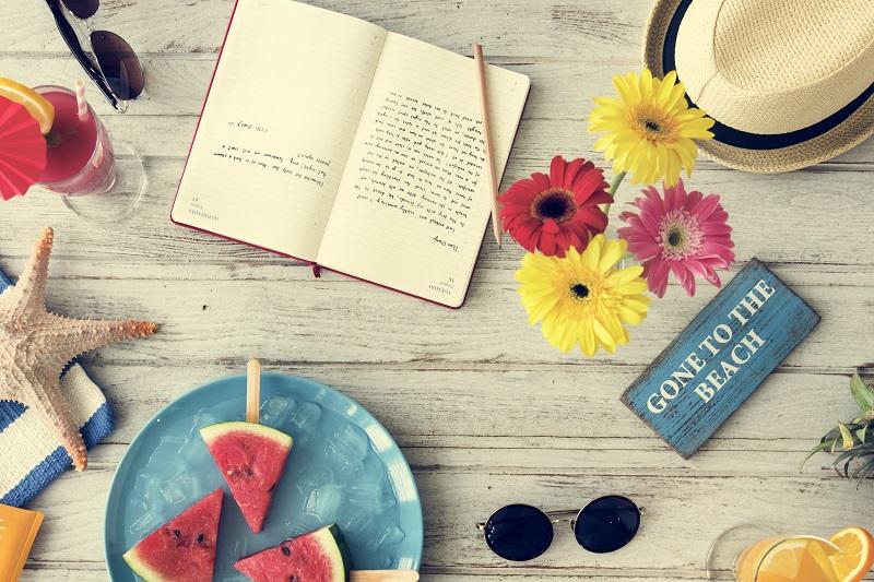 שגרת כתיבה בקיץ